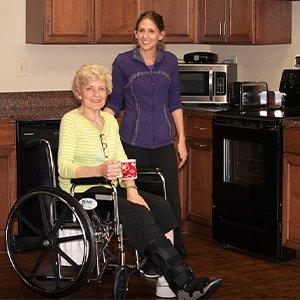 Senior Care & Skilled Nursing - Glenbridge Health ...
