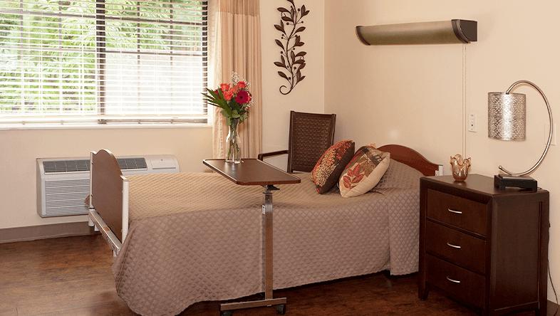 Senior Living Personal Room