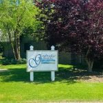 Sign at Glenbridge Health and Rehab