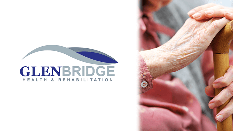 Helping Seniors in the Business Office at Glenbridge Healthcare and Rehabilitation